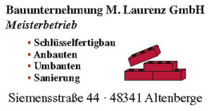 Bauunternehmung Laurenz