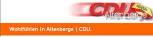 CDU_Altenberge