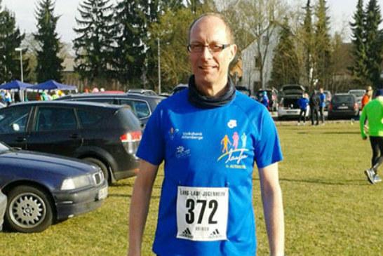 10 km-Bestzeit für Heiner