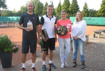 Vereinsmeisterschaft Einzelkonkurrenz