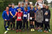 Laufabteilung mit 18 Sportlern beim 20. Teutolauf in Lengerich erfolgreich vertreten.