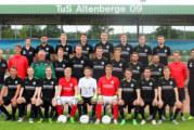 1. Mannschaft Tabellenführer der Bezirksliga 12!