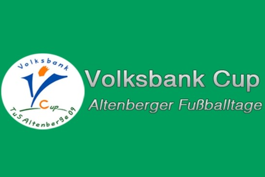 11. Volksbank-Cup – Altenberger Jugendfußballtage 2017