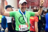 Marathondebüt für Erkan Varavir in Hamburg