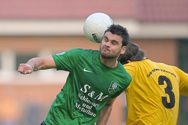 1. Mannschaft siegt 5:0 gegen Greven 09