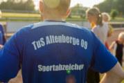 Start der Sportabzeichen-Saison
