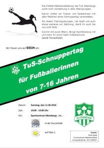 TuS-Schnuppertraining2016