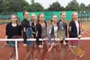 Harmonischer Saisonabschluss der U 15 Tennis Spielgemeinschaft TuS / TC