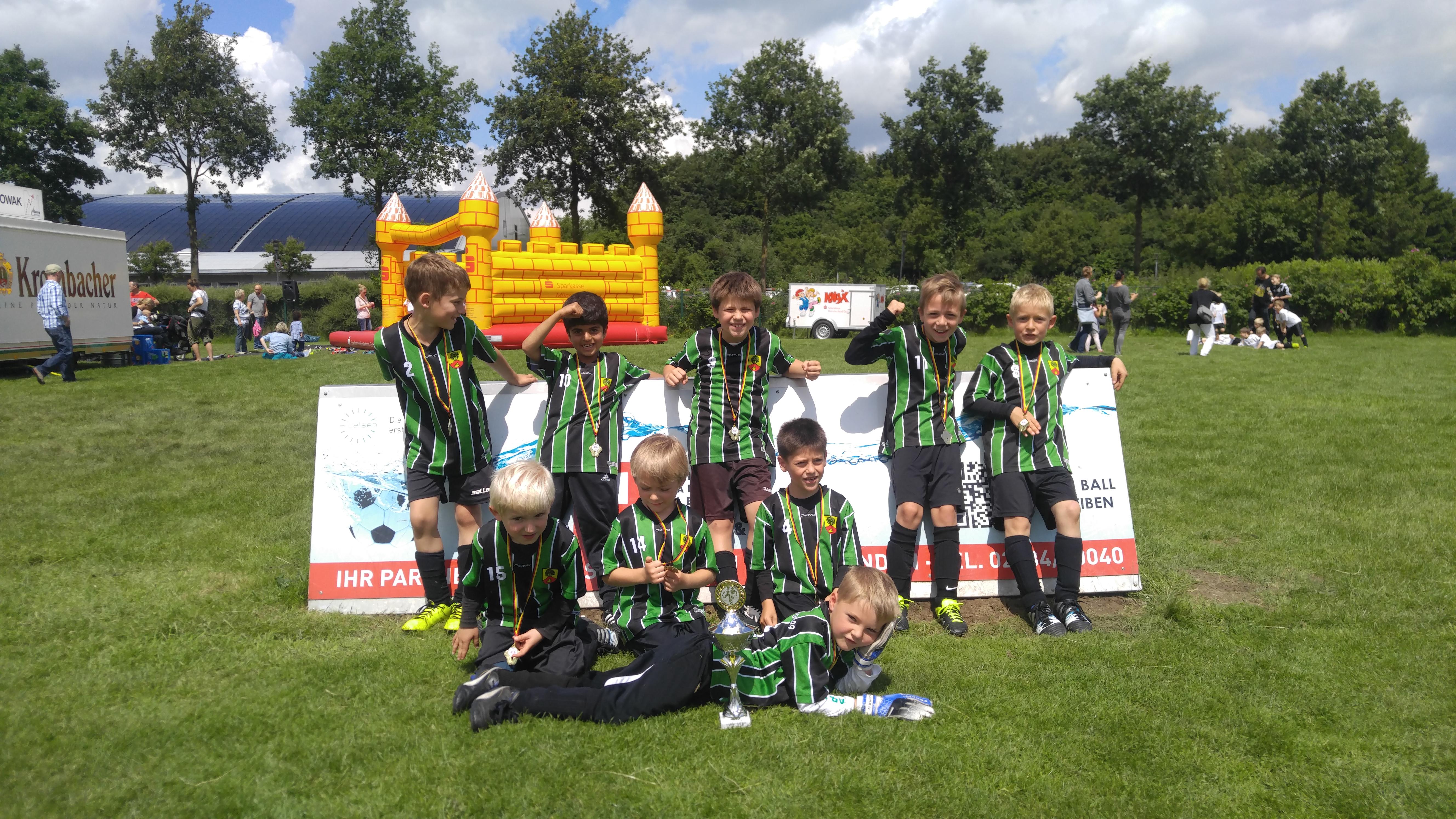 Turniersieger Schmelter-Cup 2016