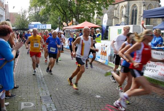 Altenberger Berglauf am 27. August 2016