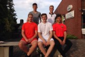 Erfolgreiche Tennissaison der U18-1 Junioren des TuS Altenberge
