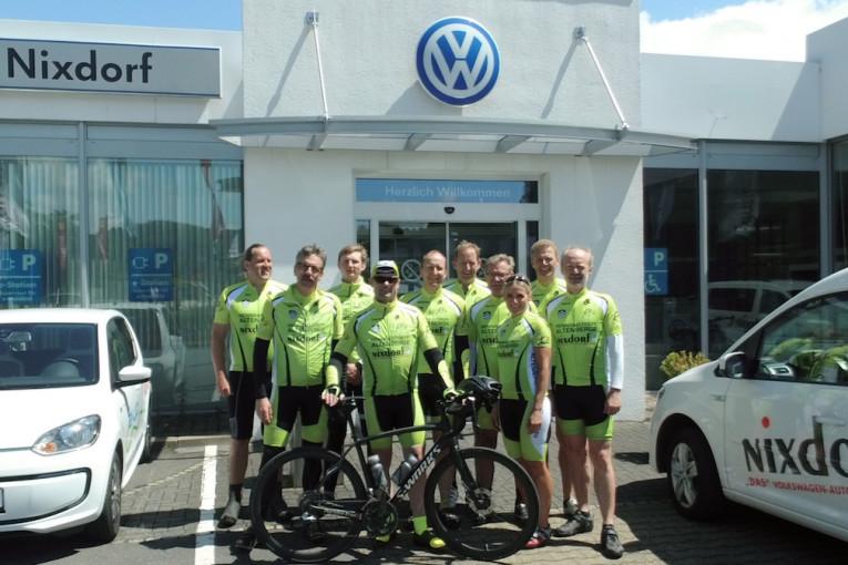 Sponsorentour 2016 – Rennradtreff in Hemer