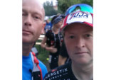 Norbert Sommer läuft die 100 Meilen von Berlin