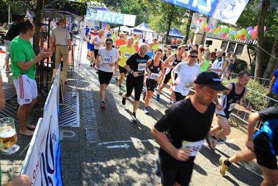 Der 8. Altenberger Berglauf bricht alle Hitzerekorde