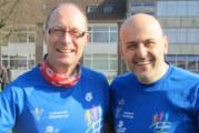 Neue Halbmarathonbestzeit für Erkan Varavir beim Ibbenbürener Aaseelauf