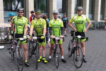 Race am Rhein zum Teil erfolgreich