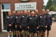 Herren 40 Mannschaft bleibt der Kreisliga treu