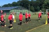 Sparkassen-Camp 2016 : Fußball spielen in den Sommerferien – wieder ein Erfolg!