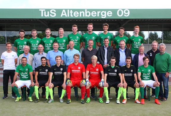 Erster Saisonsieg in der Bezirksliga, 2:0 gegen SC Greven 09