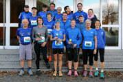 4 Altersklassensiege für die Altenberger Damen beim Allerheiligenlauf in Nordwalde