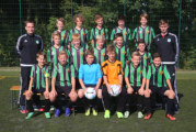 U13.1 vergibt den Matchball!