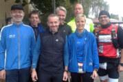 21. Teutolauf in Lengerich- Hohne // 3. AK-Platz für Petra Gehltomholt beim 12-Km Waldlauf
