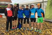 Steinhart500  – Norbert Sommer erreicht ersten AK-Platz beim UltraSteinhart