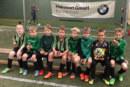 U10-1 gewinnt den BMW-Hakvoort-Cup – Starke Vorstellung auch von der U10-2
