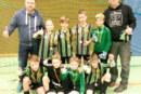 TuS U10-1 holt 2. Platz beim E-Jugendturnier in Burgsteinfurt