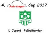 4. Auto Lemper Cup in der Soccerhalle des TuS Altenberge 09