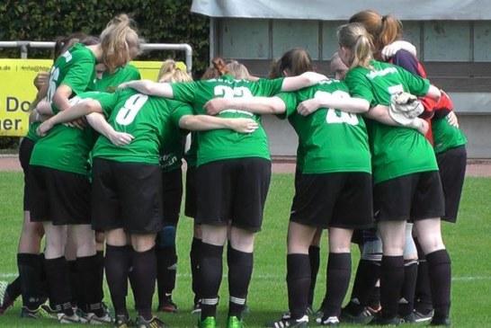 TuS Damen Bezirksliga: Hoher Sieg gegen Eintracht Ahaus