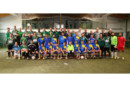 TuS Altenberge 09: Internes Internationales Fußballturnier 2017