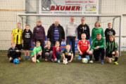 IFMA – Integrative Fußballmannschaft Altenberge hat zum ersten Mal trainiert