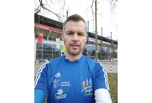 3. Platz für Ralf Winking beim Nikolauslauf der TSG Dülmen