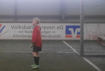 U12-Kreisauswahl Münster am Sonntag zu Gast bei der U10 in der Soccerhalle