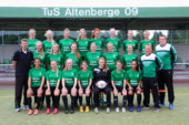 Neues beim TuS Altenberge 09: Gründung einer 2. Damenmannschaft