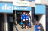 Zwei mal Laubrock- Altersklasensiege auf Langeoog im Doppelpack