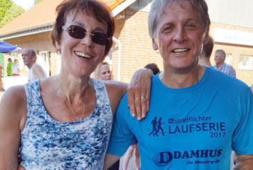 Johannes-Lauf Lette  bei 31 Grad