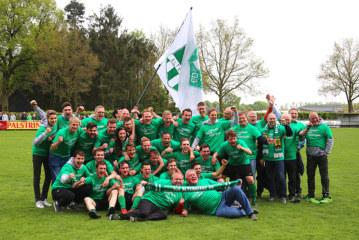 Landesliga-Aufsteiger!
