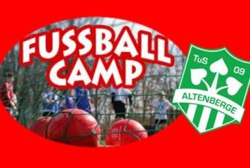 Sparkassen-Fussbalcamp 2017: Letzte Infos bevor es losgeht!