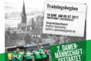 Jetzt geht es los: Trainingsbeginn der 2. Damenmannschaft des TuS Altenberge 09