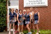 Damen Ü55 Aufstieg in die Westfalenliga