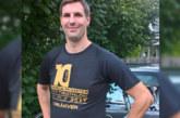 Jens Geuker beim 10. Sparda-Münster City Triathlon