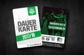 Dauerkarte Saison 2017/2018
