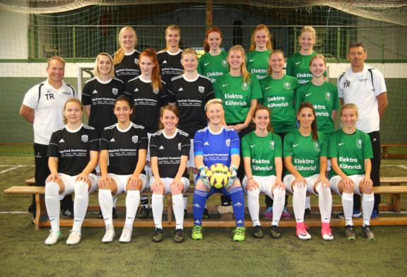 TuS Damen 1: Mit einem 5:0-Heimsieg Tabellenführung in der Bezirksliga bestätigt