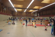 Sportel-Auftakt
