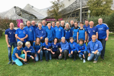 Bavaria blue – TuS Altenberge beim München Marathon stark vertreten….