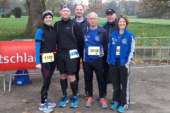 Laufabteilung beim Steinhart500 dabei