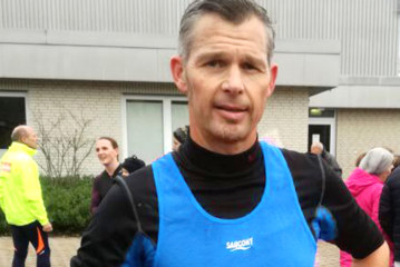 Ralf Winking sichert sich den Gesamtsieg beim 5 Km- Steverlauf in Senden