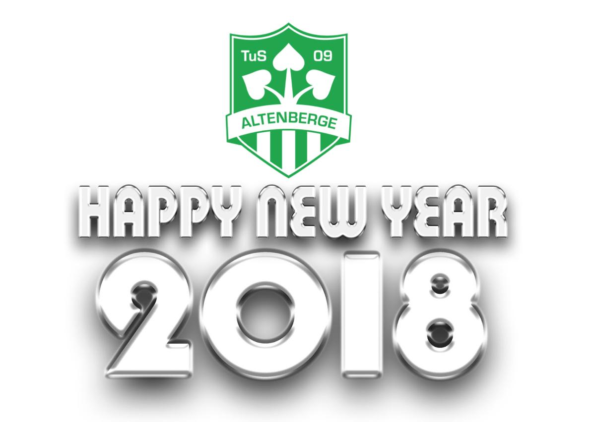 Neujahr 2018 / Jahresrückblick